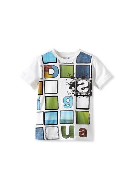Desigual Boy's Choco Chrispies T-Shirt