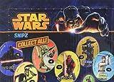 Star Wars Snipz completo CDU