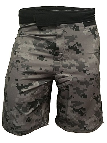 WOD Shorts Agility 1.0 (Digital Camo, 34)