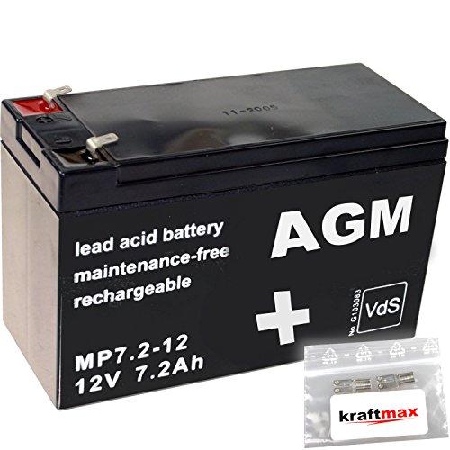 1x-AGM-12V-72Ah-Blei-Akku-MP72-12-Faston-48-VdS-geprft-inkl-2x-Original-Kraftmax-Anschlu-Adapter