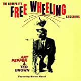 echange, troc Art Pepper & Ted Brown, Gary Frommer - Complete Free Wheeling Sessions