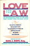 img - for Love and the law book / textbook / text book
