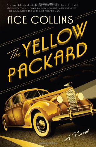 Image of THE YELLOW PACKARD