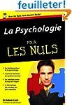 La psychologie pour les nuls