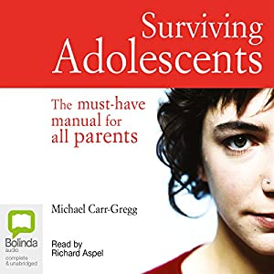 Surviving Adolescents Audiobook