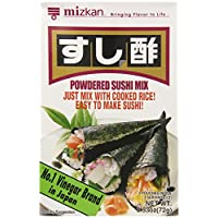 Mizkan Osushi Flavor Powder, 2.53-Ounce Units (Pack of 20)