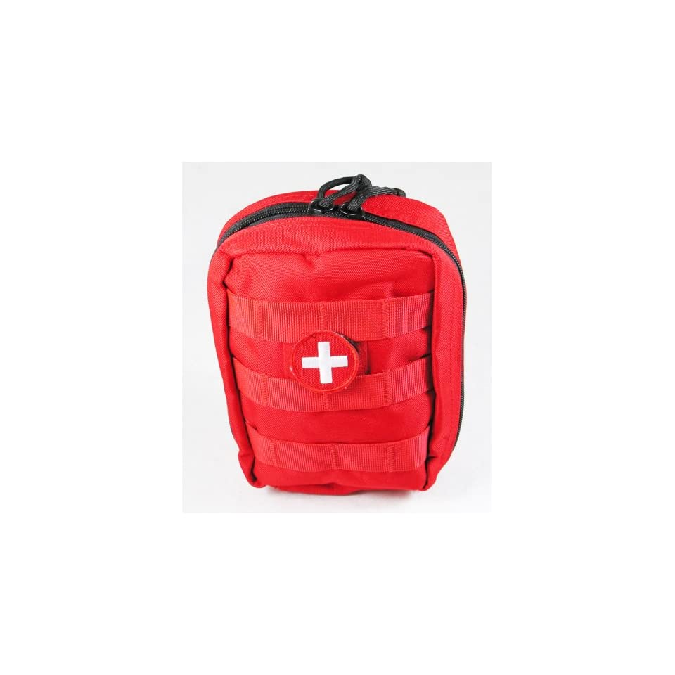 Tactical Trauma Kit #1 FA142R Elite First Aid 55 items