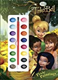 Pixie Paintings (Disney Fairies) (Deluxe Paint Box Book)