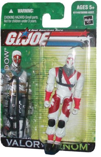"Hasbro G.I. Joe Storm Shadow Cobra Ninja – ""Valor vs. Venom"" – Actionfigur jetzt kaufen"