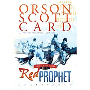 Red Prophet | Livre audio