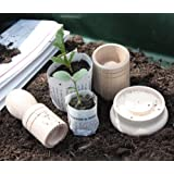 Seedling Paper Potter - Makes 2 Sized Paper Pots!