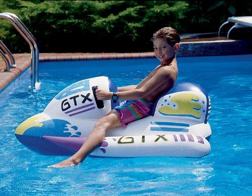 Wet Ski Pool Float Toy