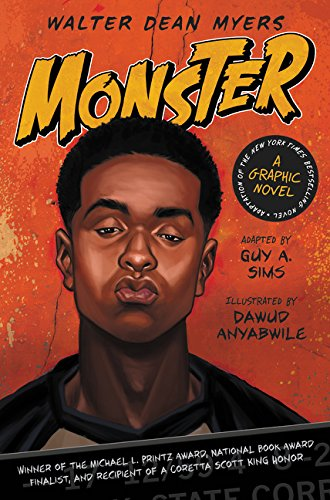 essays on monster by walter dean myers Title of the book: the title of the book is monster 2 author's name: the author of the book is walter dean myers 3 the year the piece was written: monster was written in 1999 and published by harpercollins 4 major characters: the major characters of the story are steve harmon, kathy o'brien, and.