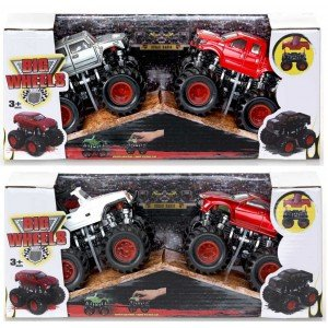 Big Foot - Bigfoot - Monster truck - Modello a caso