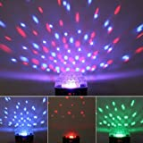 Generic Disco Stage LED RGB Crystal Magic Effect Dot Light Ball