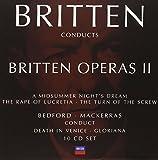 Britten Conducts Britten: Opera 2 (Coll)