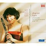 Mendelssohn Bartholdy, Spohr, Rossini & Weber: Works for Clarinet and Orchestra