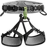 Petzl Calidris climbing belt Gr. 2 grey/black climbing belt