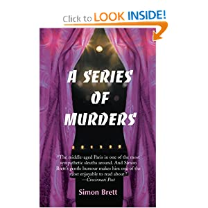 A Series of Murders - Simon Brett