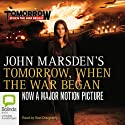 Tomorrow, When the War Began Audiobook by John Marsden Narrated by Suzi Dougherty