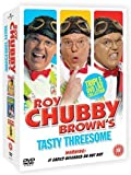 Roy Chubby Brown: Tasty Threesome [DVD]
