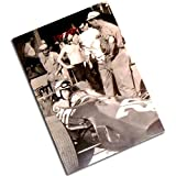 Ferrari A7 notebook featuring historical image