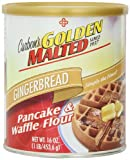 Golden Malted, Gingerbread, 16-Ounce Cans (Pack of 4)