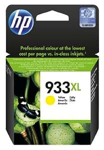 HP 933XL Cartouche d'encre d'origine Jaune
