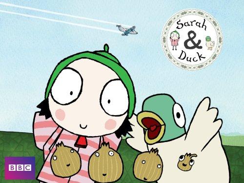 Sarah & Duck Volume 1