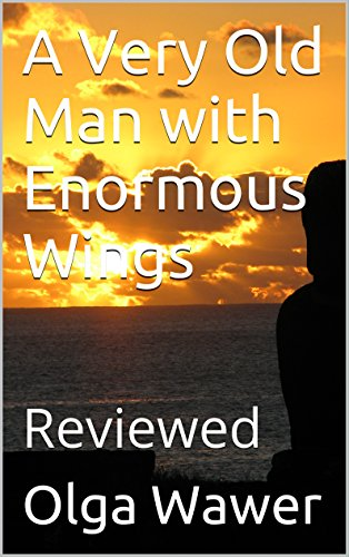 A very old man with enormous wings essay title