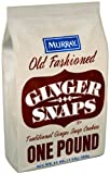 Murray Old Fashioned Ginger Snaps, 16-Ounce Packages (Pack of 12)