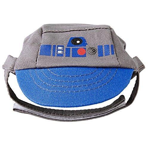 Star Wars R2-D2 Dog Hat, S/M (R2d2 Hat)