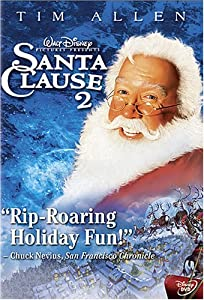 Santa Clause 2 Full Screen Edition by Walt Disney Video
