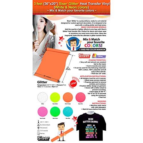Heat Transfer Glitter Vinyl front-347351