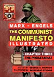 img - for The Communist Manifesto (Illustrated) - Chapter Three: The Proletariat book / textbook / text book