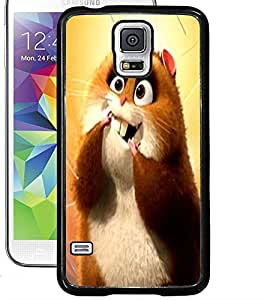 ColourCraft Cute Creature Design Back Case Cover for SAMSUNG GALAXY S5