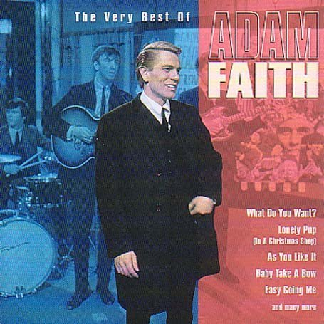 Adam Faith - WOW, That Was The 60