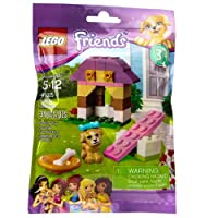 Lego Friends Series 3 Puppy's Playhouse 41025 Set from Lego System Inc.
