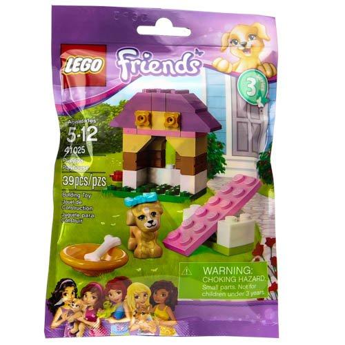 LEGO Friends Series 3 Animals - Puppy's Playhouse (41025)