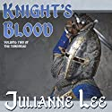 Knight's Blood Audiobook by Julianne Lee Narrated by Katina Kalin