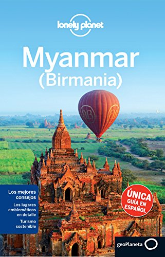 Myanmar 3 (Lonely Planet-Guías de país)