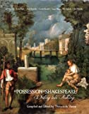 img - for In Possession of Shakespeare: Writing into Nothing book / textbook / text book
