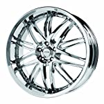 Verde Custom Wheels Kaos Chrome Wheel (18×8″/5×4.25″)