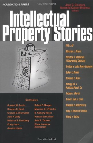 Intellectual Property Stories (Law Stories)