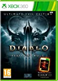 Cheapest Diablo III Reaper of Souls  Ultimate Evil Edition (Xbox 360) on Xbox 360