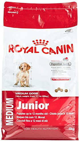 Artikelbild: Royal Canin 35215 Medium Junior 4 kg - Hundefutter