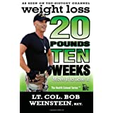"Weight Loss - Twenty Pounds in Ten Weeks - Move It to Lose It: Take back control of your weight. A no-nonsense, straightforward, weight loss solution.: 1von ""Bob Weinstein"""
