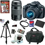 Canon EOS Rebel T3 12.2 MP CMOS Digit...