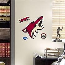 NHL Fathead Logo Wall Decal Set 11