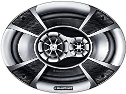 Blaupunkt GTX 693 HP 6 x 9 Three Way Oval Speaker